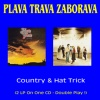 Plava Trava Zaborava - Country & Hat Trick CD